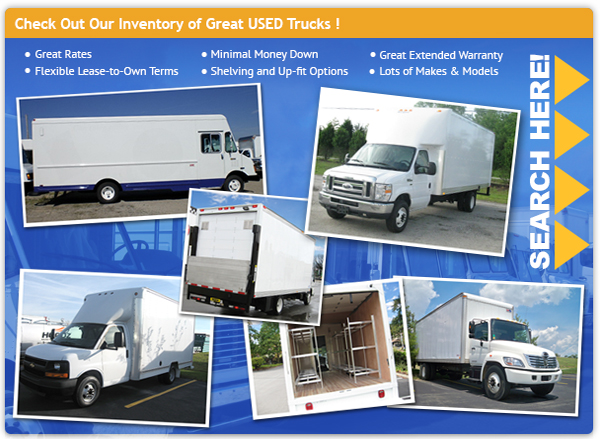used bread trucks for sale